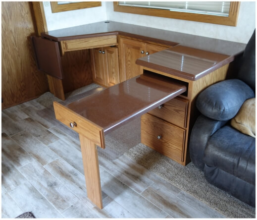 Rv Desks Maximize Your E
