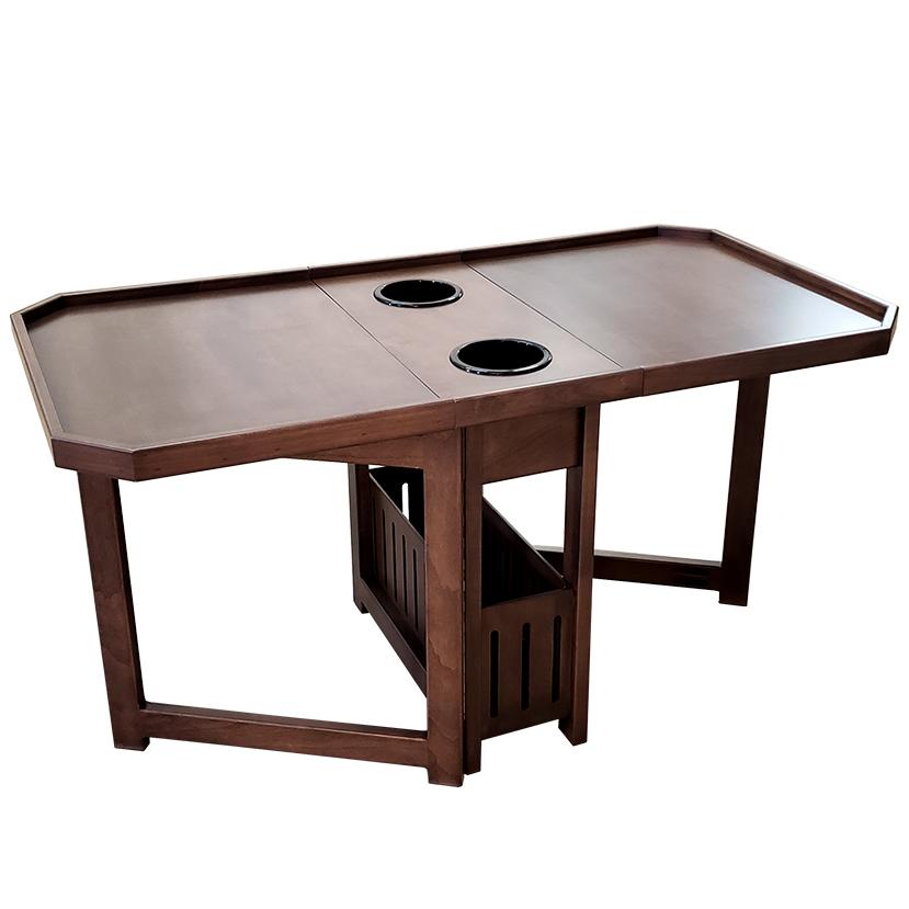 Rv Folding Coffee Table Cherry Barkeaterlake Com
