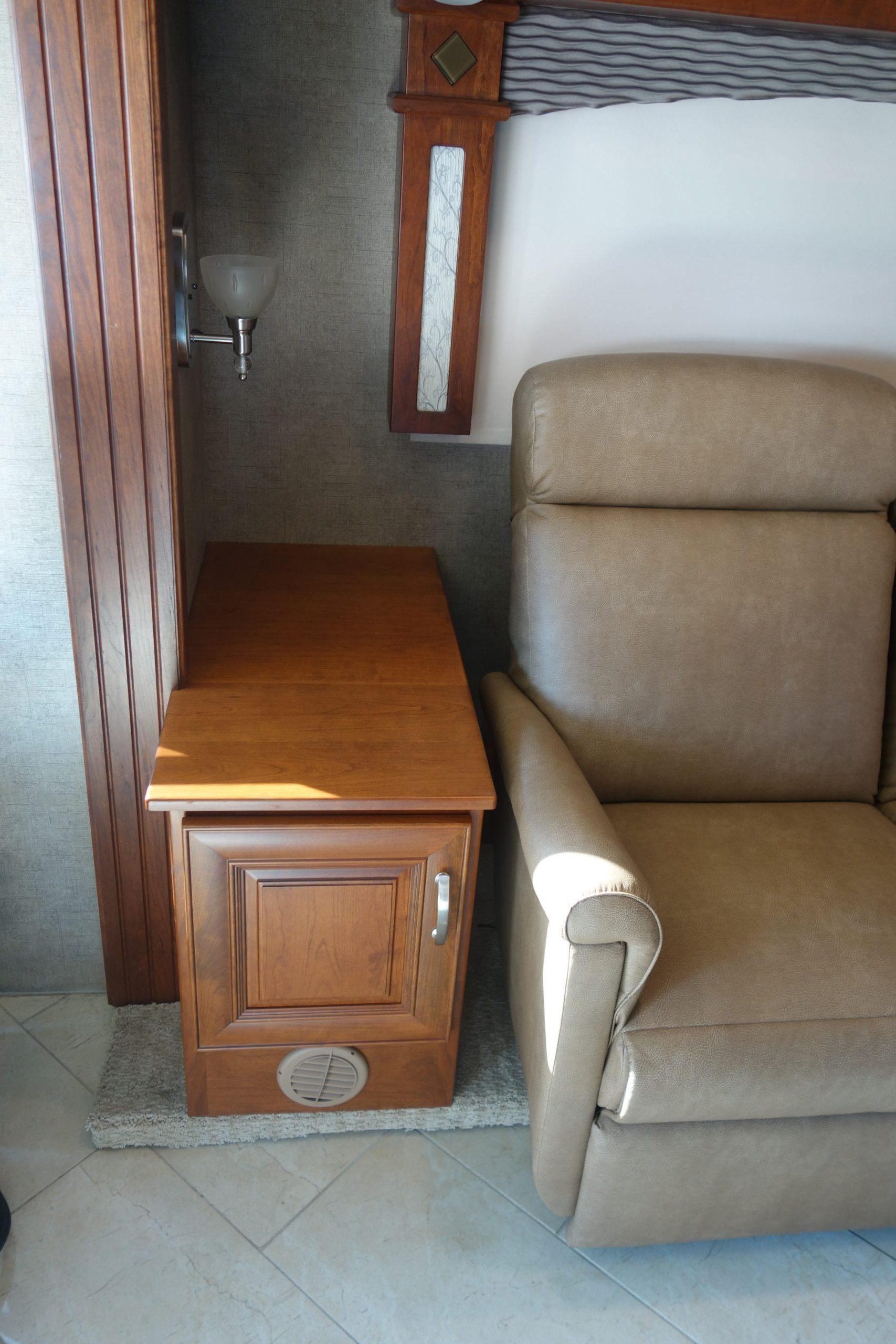 RV speaker custom cabinet